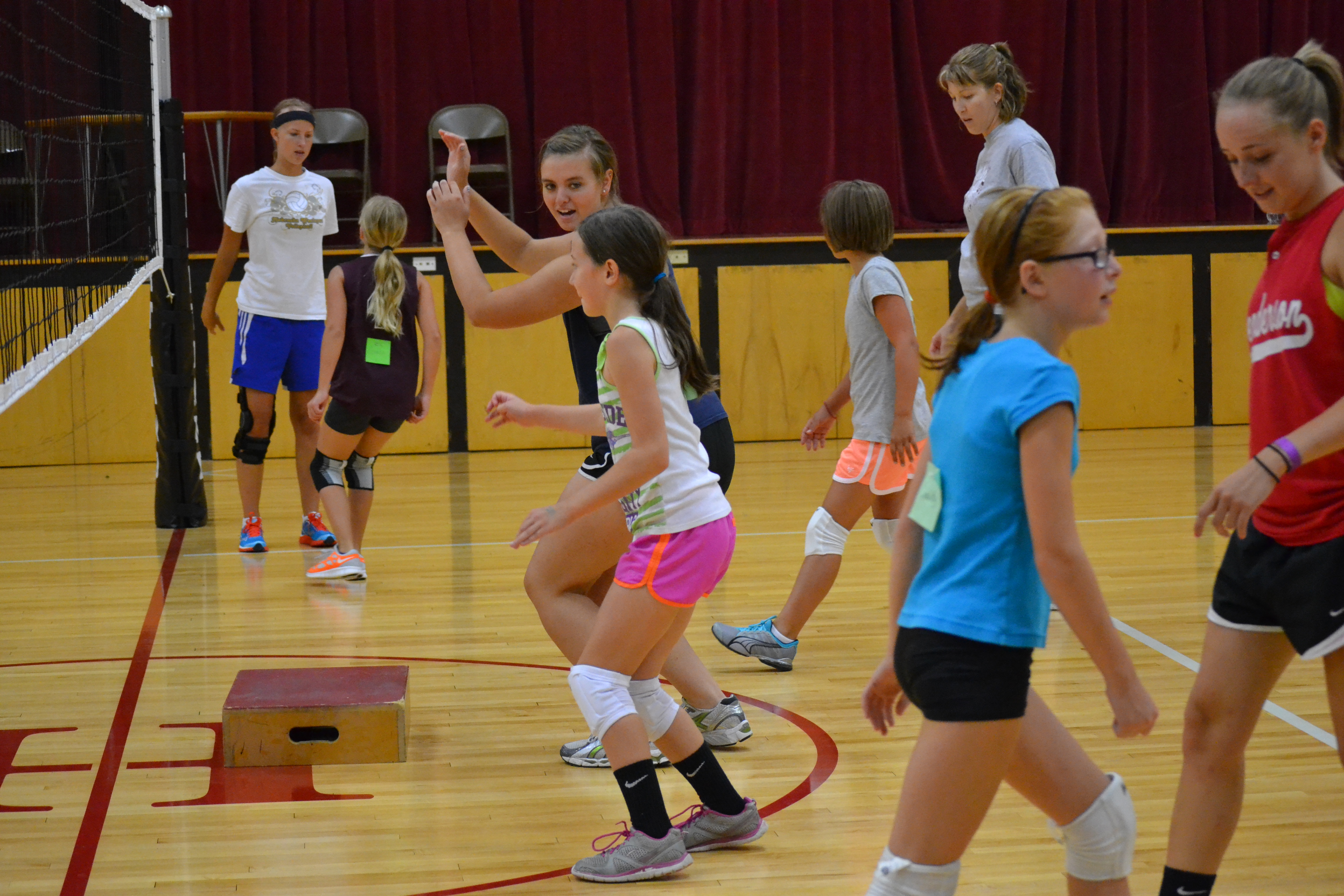 2016 Youth Volleyball League 4th-8th grade Beginner and intermediate – Hooptown.net